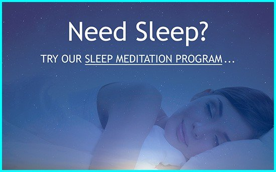 Sleep Meditation Beats Sleep Medication