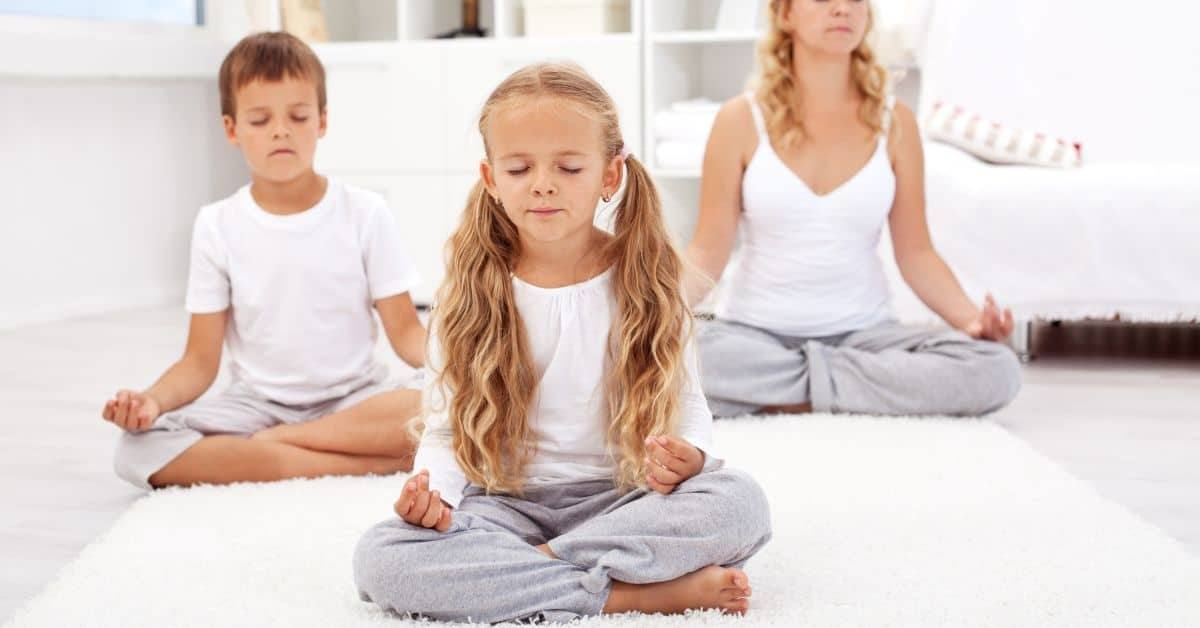 What Happens When Kids Learn How to Meditate? - Mindful Muscle